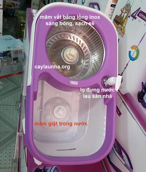 Cây lau nhà Thái Lan Thái Sơn M016B