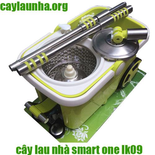 Cây lau nhà 360 độ thái lan Smart One LK09 cao cấp